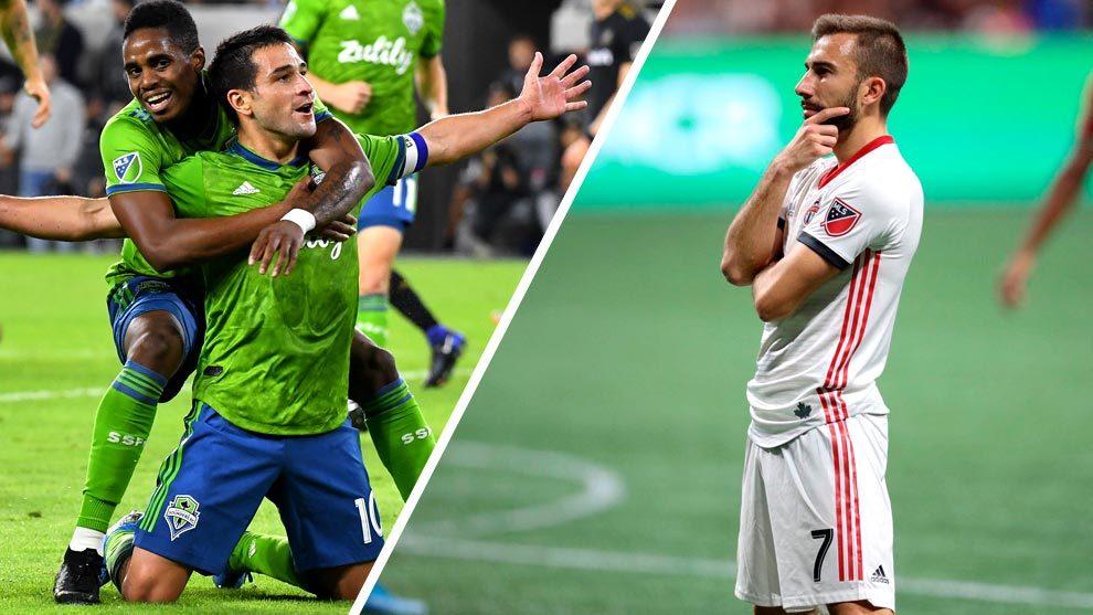 Seattle Sounders y Toronto FC disputarán el título de la MLS este domingo.