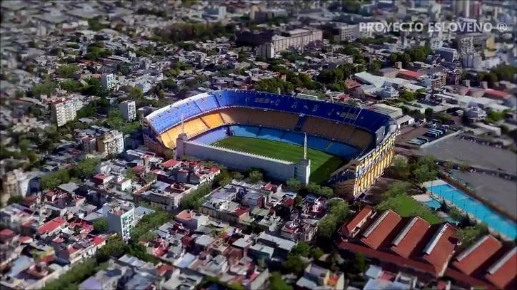 Proponen remodelar La Bombonera y ampliarla para 70 mil aficionados.