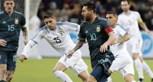 Argentina y Uruguay empataron en amistoso disputado en Tel Aviv.