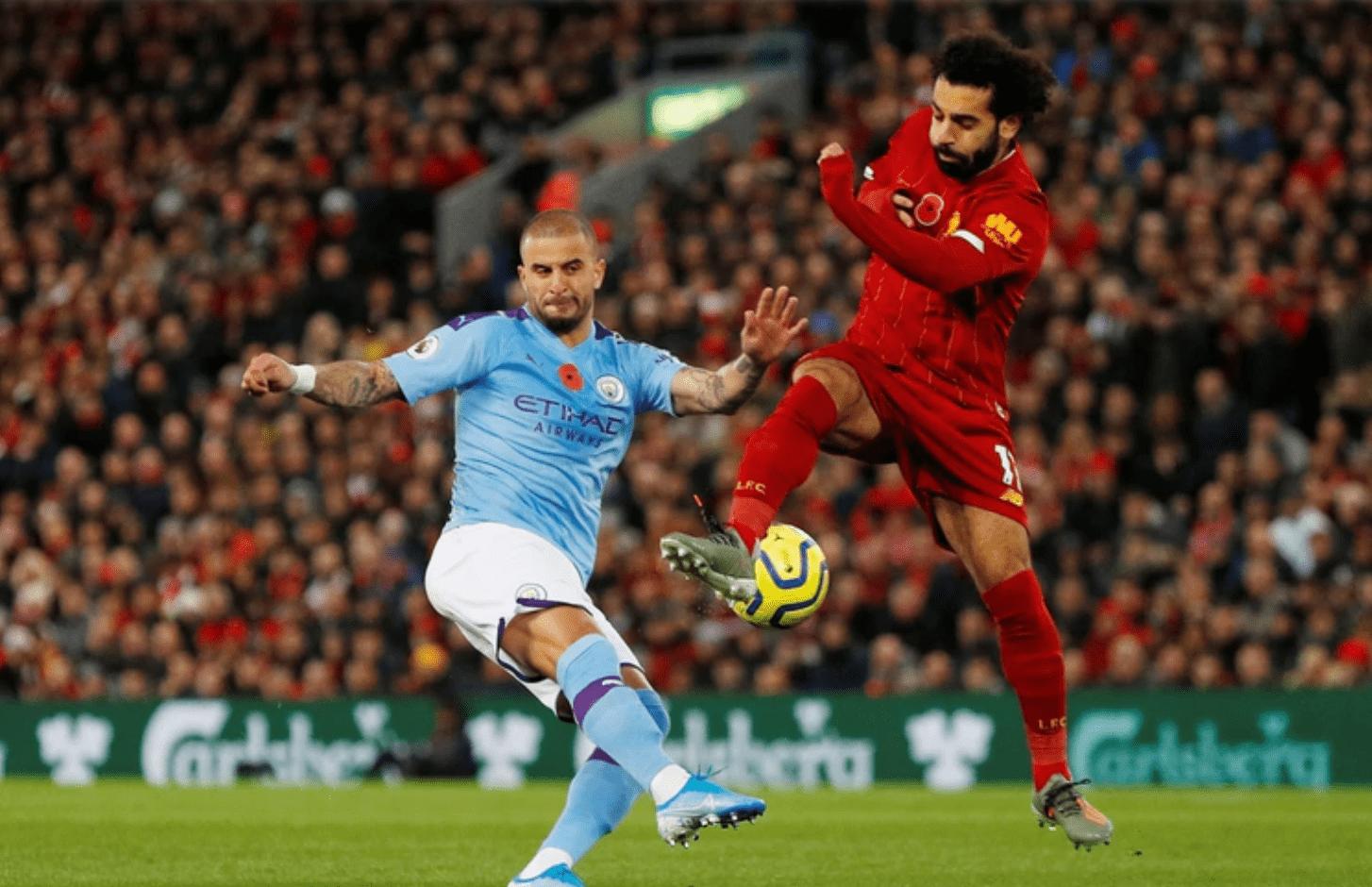 Liverpool goleó al Manchester City y afianzó su liderato en la Premier League.