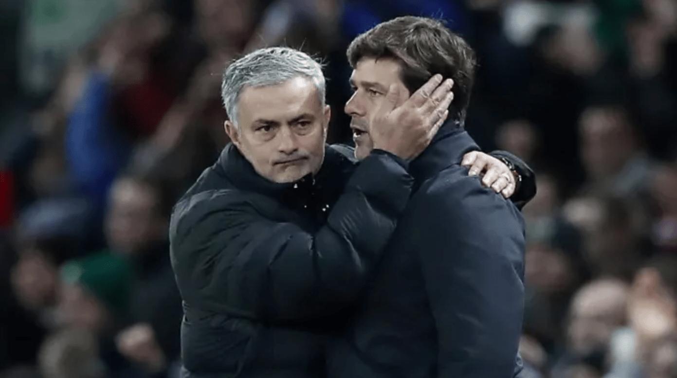 Jose Mourinho llega al Tottenham como reemplazo de Pochettino.