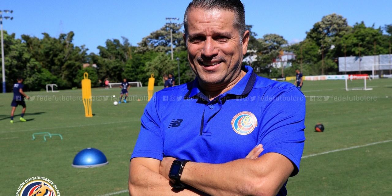 Jeffrey Solís es el nuevo Coordinador de la Dirección de Arbitraje de la Fedefútbol.