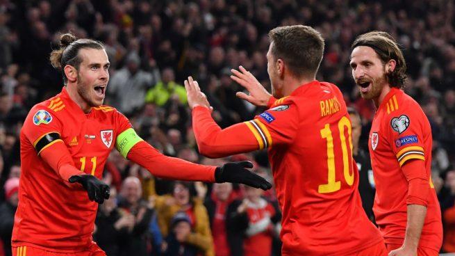 Gales derrotó a Hungría y es el clasificado #20 a la Eurocopa 2020.