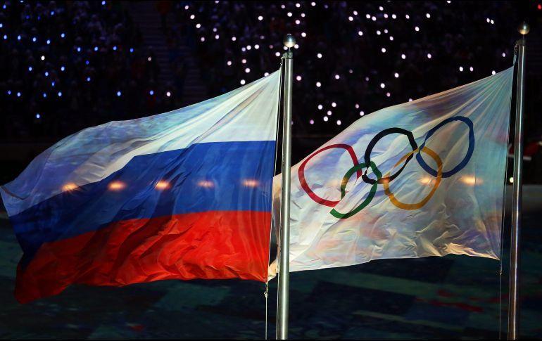 Rusia niega haber manipulado datos clave sobre dopaje.