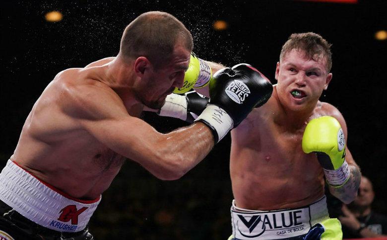 Kovalev revela que aceptó la pelea contra 'Canelo' solamente por dinero.
