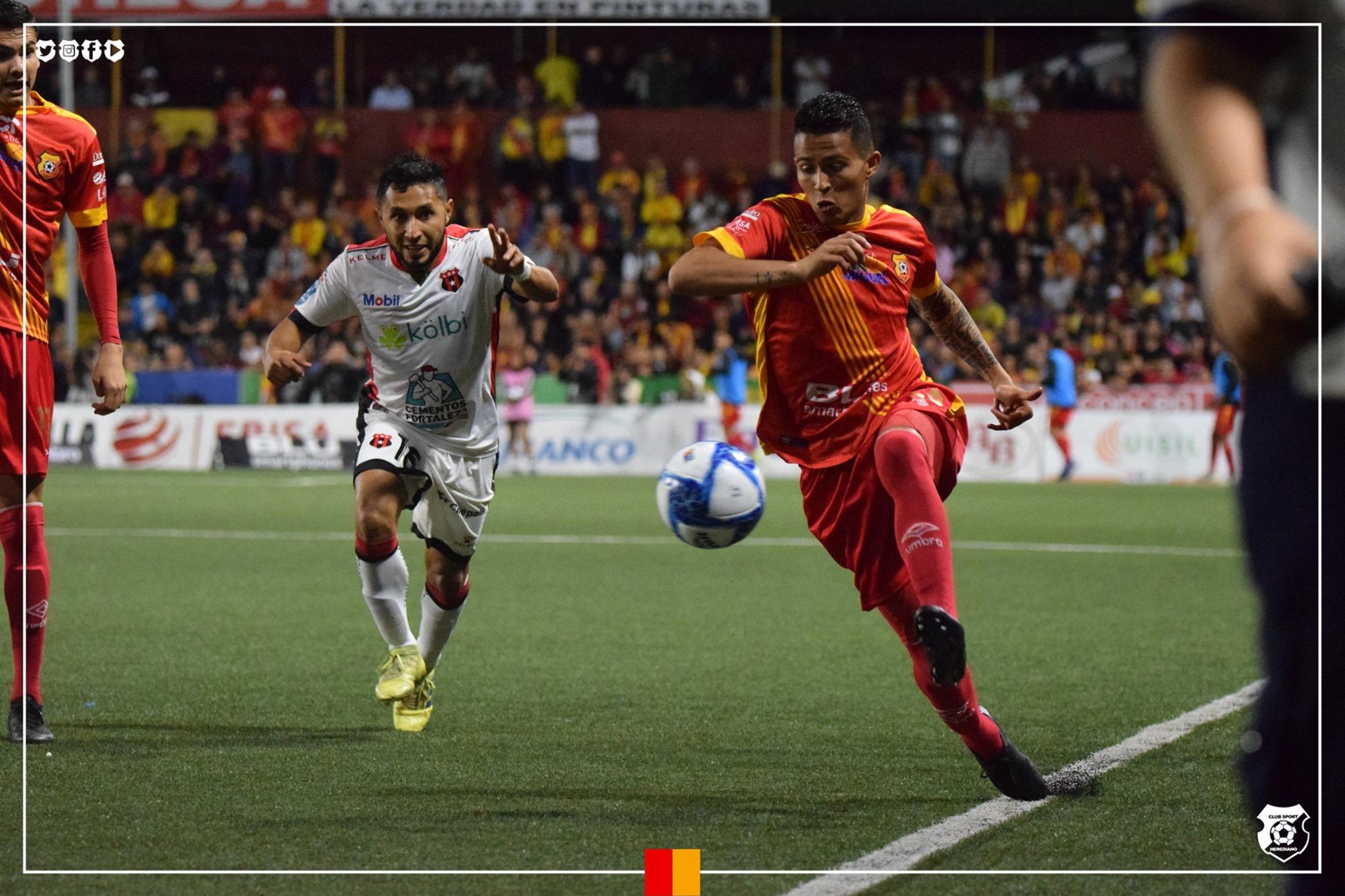 Herediano recibó multa tras el partido de ida de la final de la segunda fase.