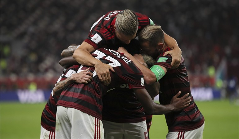 Flamengo clasificó a la final del Mundial de Clubes tras imponerse ante el Al Hilal de Arabia Saudita.