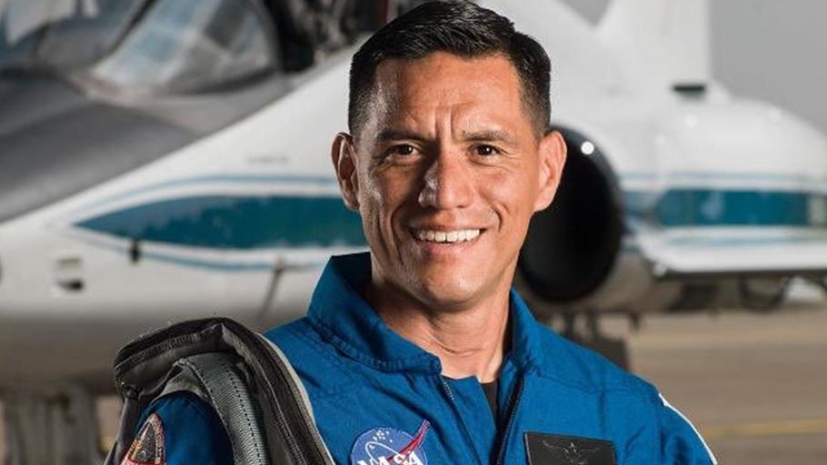 Frank Rubio, el salvadoreño elegido por la NASA para las primeras misiones a Marte | Calificó de entre 18 mil aspirantes.
