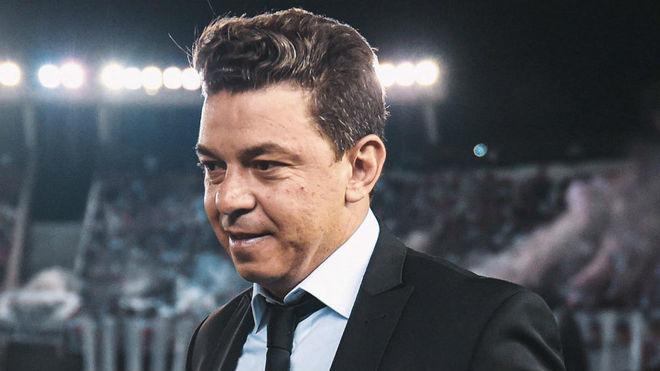 Marcelo Gallardo seguirá en River Plate durante 2020.