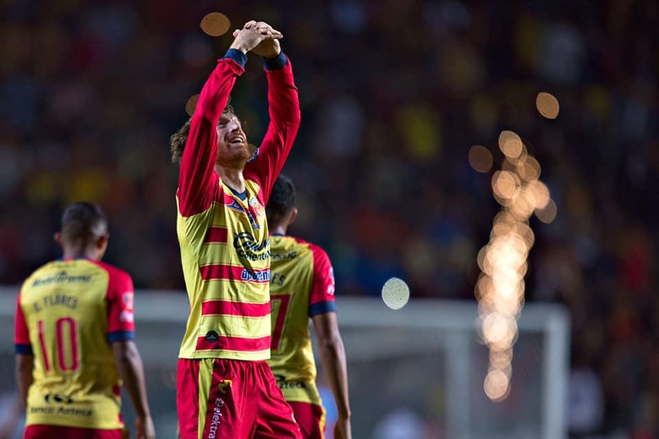 Morelia derrotó al América 2-0 en la ida de las semifinales de la Liga MX.