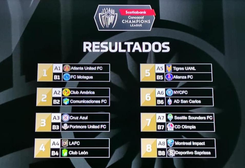 Saprissa y San Carlos evadieron a los equipos mexicanos en octavos de Liga de Campeones.