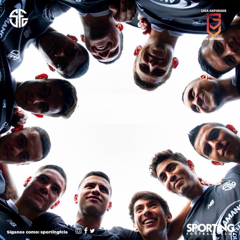 Sporting FC remontó la serie ante Golfito y se coronó campeón del Apertura 2019 en la Liga de Ascenso.