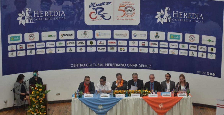 Etapas oficiales Vuelta Costa Rica – SEC 2019.