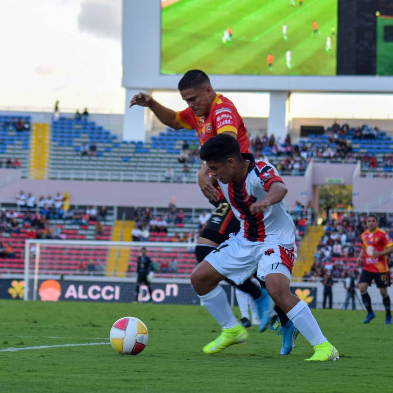 90 Minutos De Futbol En Vivo Por Internet alajuelense se dejó los «90 minutos por la vida» pero los