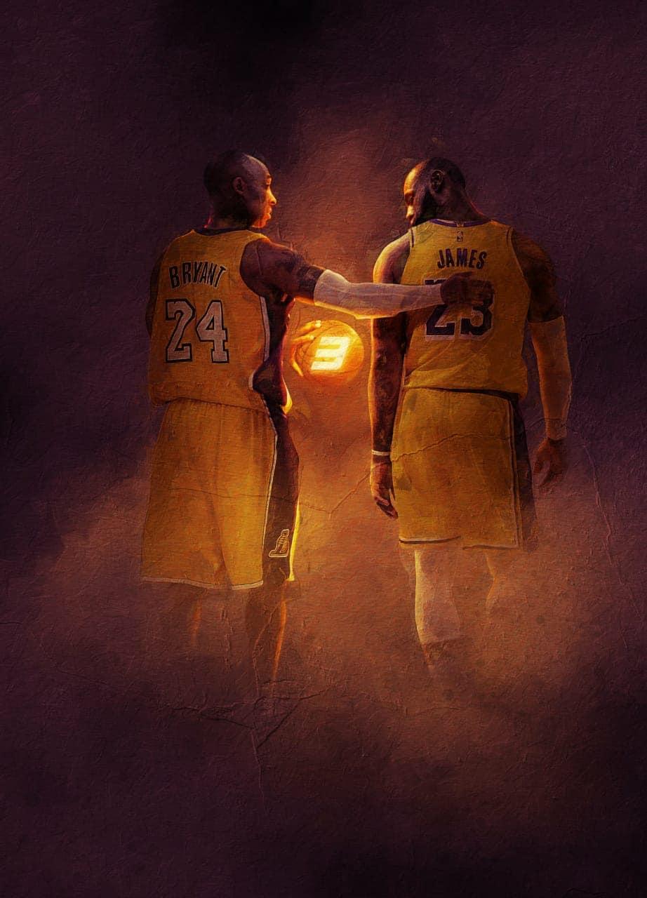 Lebron James escribió una conmovedora carta a Kobe Bryant.