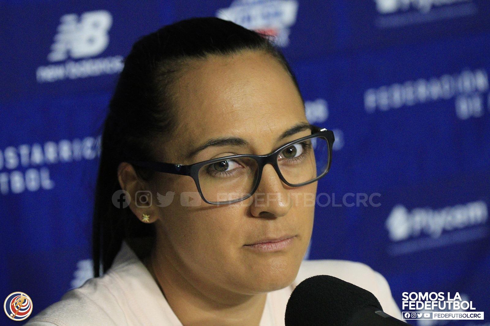 Amelia Valverde convocó a las 20 futbolistas que harán frente al Preolímpico de la CONCACAF.