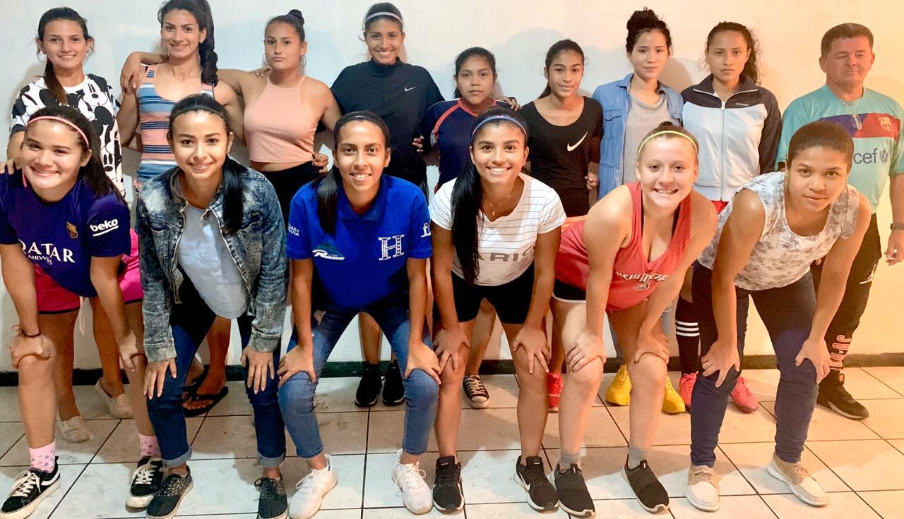 Carmelita anunció equipo femenino para la Liga de Ascenso.