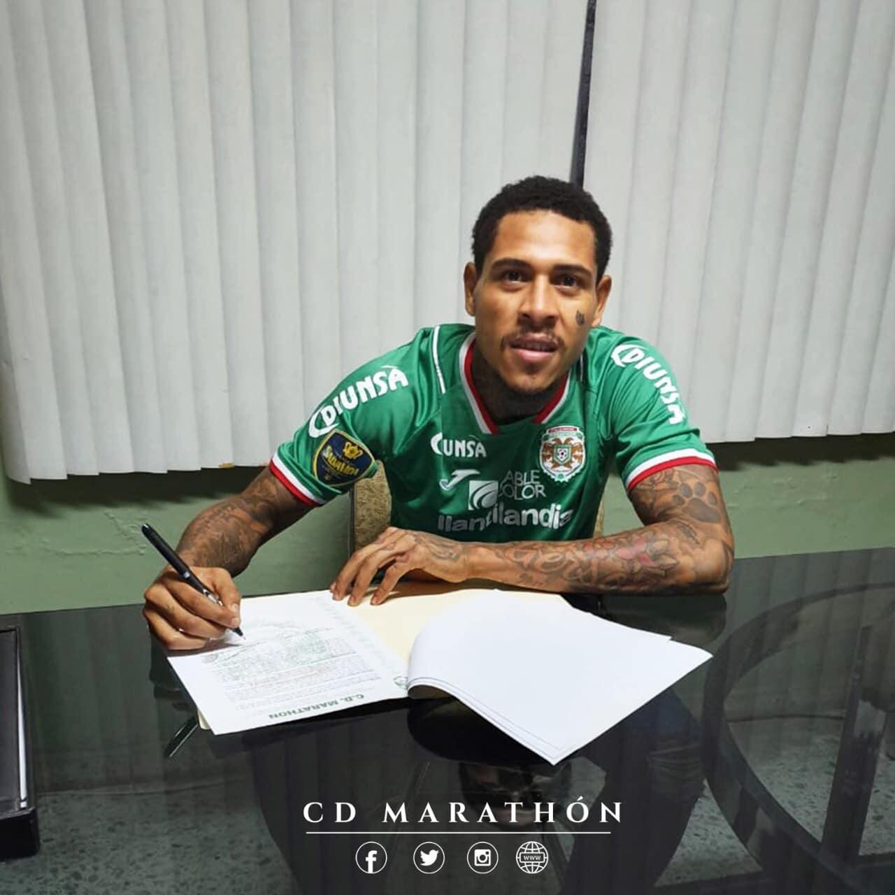 Marathón de Honduras ficha al defensor, Henry Figueroa.