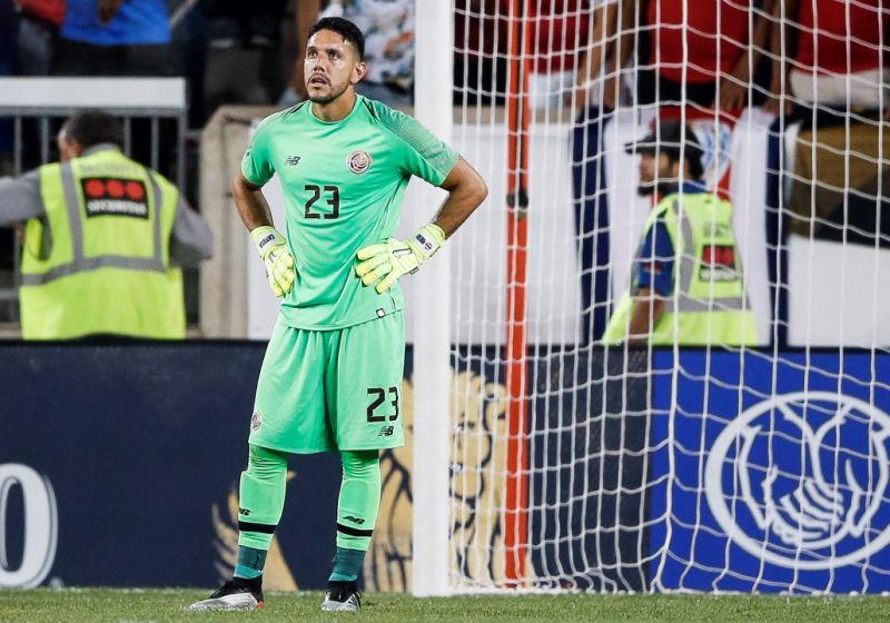 Leonel Moreira muy cerca de ser nuevo guardameta de Liga Deportiva Alajuelense.
