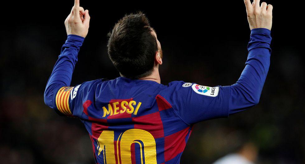 Con gol de Messi, Barcelona derrotó a Granada en el debut del técnico Quique Setién.