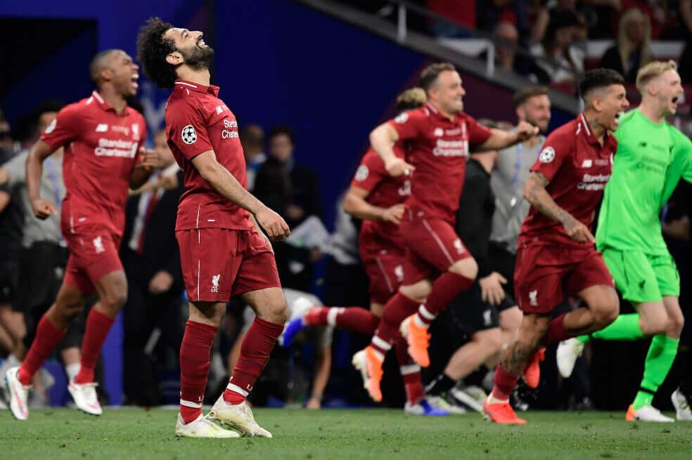El Liverpool completó un año sin perder en la Premier League.