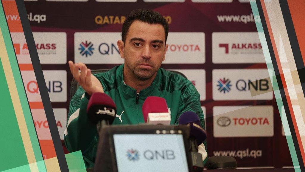 """Xavi: «No acepté la oferta del Barcelona porque me pareció muy precipitada"""""""