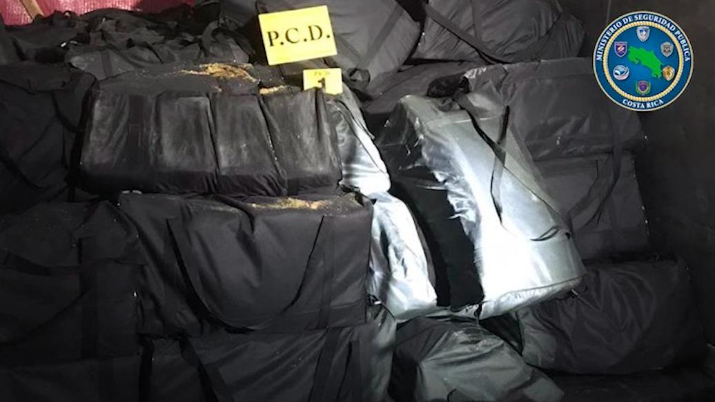 Costa Rica decomisa más de 5 toneladas de cocaína - Mundo