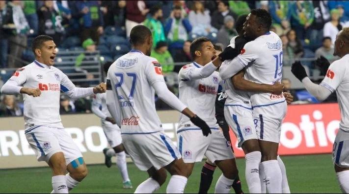 Olimpia sacó la cara por Centroamérica tras eliminar a Seattle y avanzar en la Liga de Campeones.