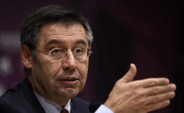 ¡Escándalo! Barcelona contrató empresa para limpiar la imagen de Bartomeu y dañar a sus adversarios.