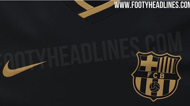 Así será la segunda camiseta del Barça 2020/21