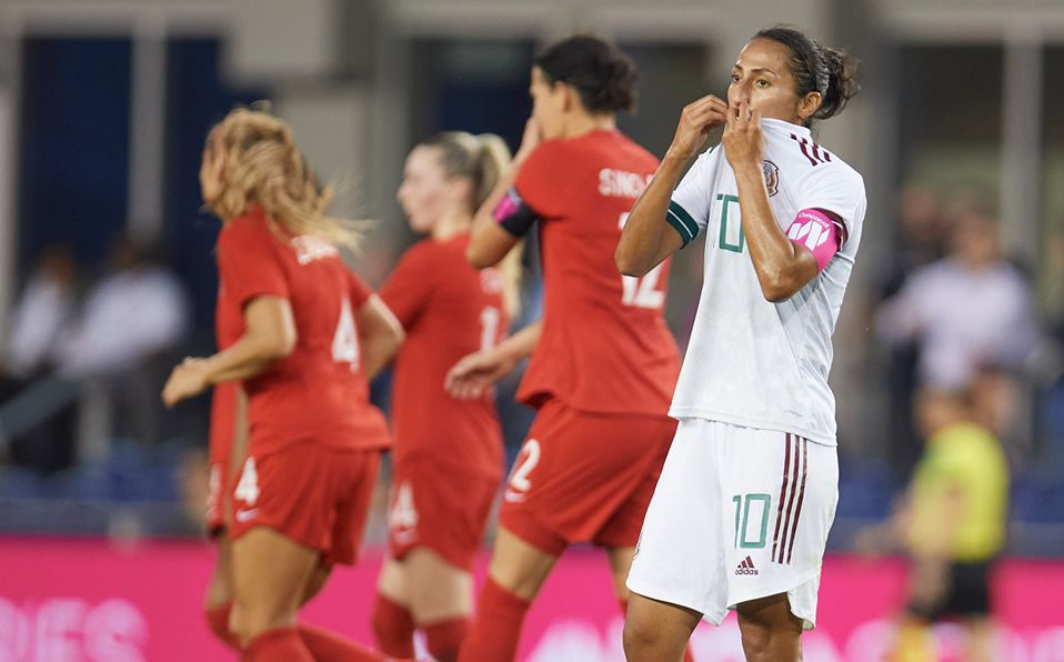 Canadá derrotó a México y será el rival de las ticas en las semifinales del Preolímpico de CONCACAF.