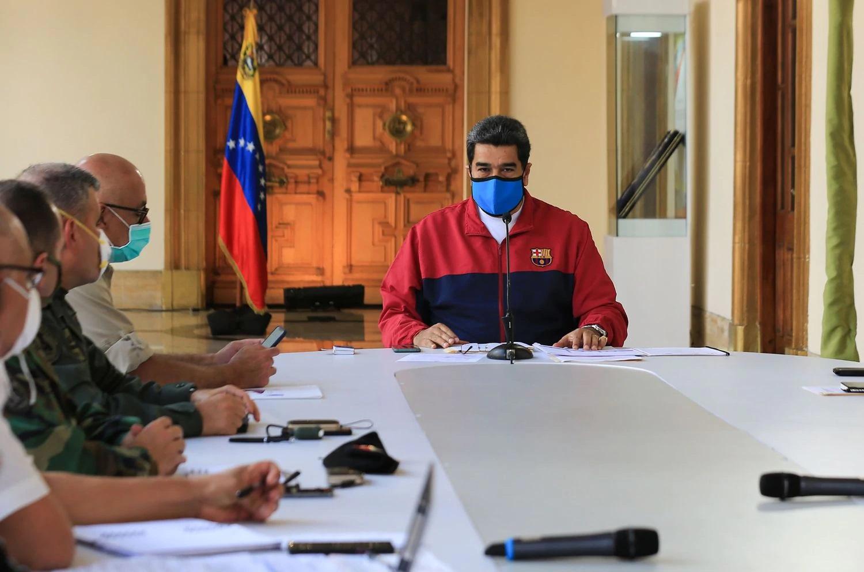 EE UU acusa a Maduro de narcotráfico y ofrece $15 millones por información que conduzca a su detención.