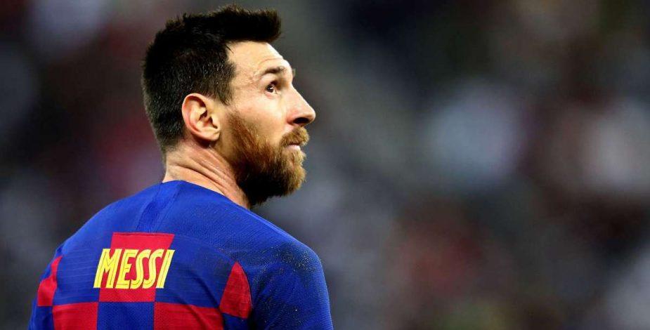 """Lionel Messi: """"Pienso que el fútbol, como la vida en general, no volverá a ser igual""""."""