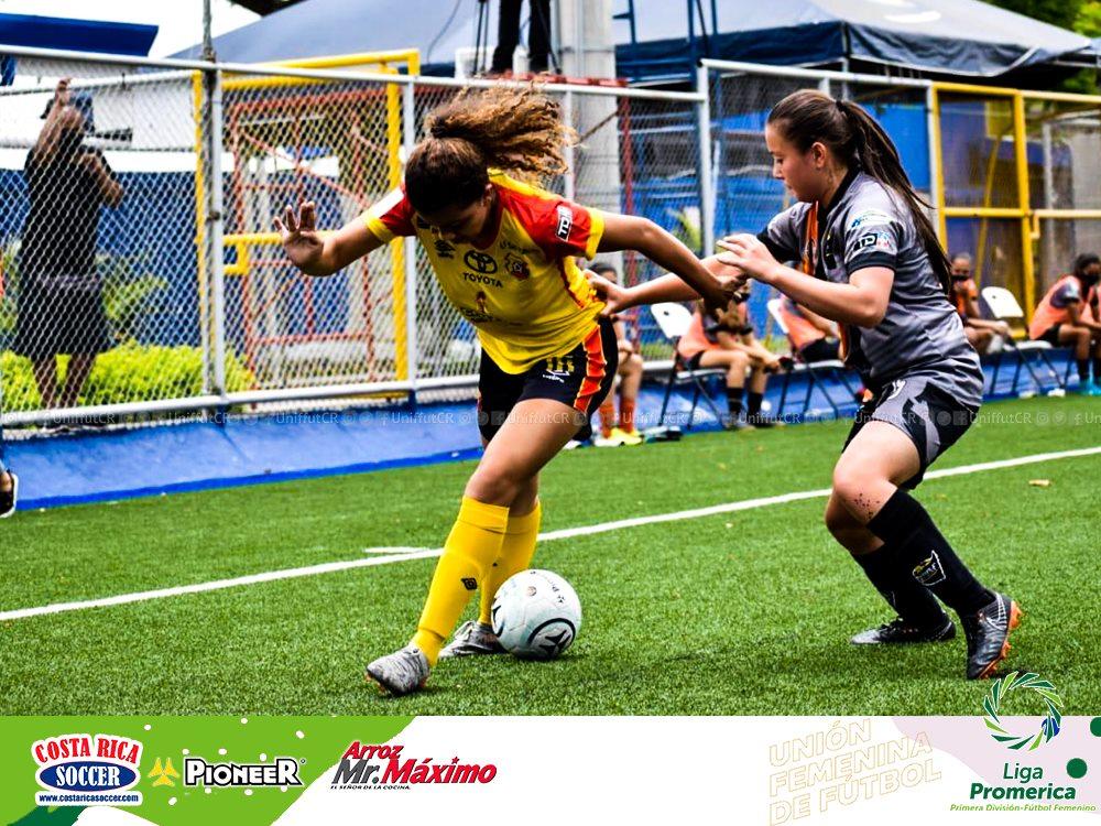 Este viernes inicia la jornada 2 del Fútbol Femenino.
