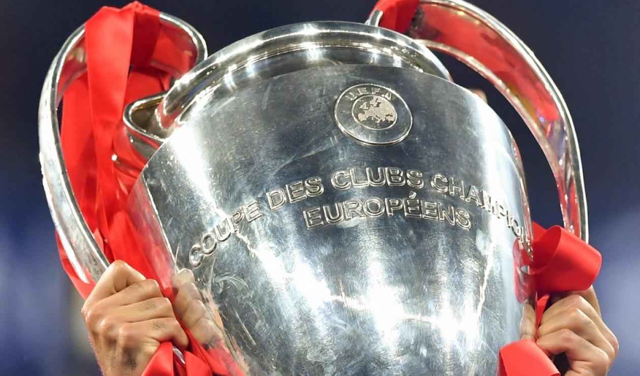 Fase final de la Champions League se jugará sin público.