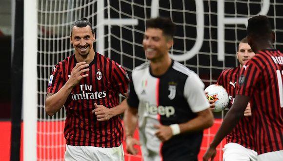 AC Milan derrotó a la 'Juve' y aplazó su festejo en Italia.