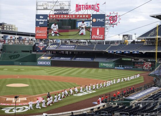 Yankees de New York vs Nacionales de Washington – Sensación Deportiva