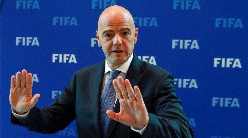 """Abren un proceso penal en Suiza contra Gianni Infantino por """"indicios de conducta criminal"""" en el 'FIFAgate'"""