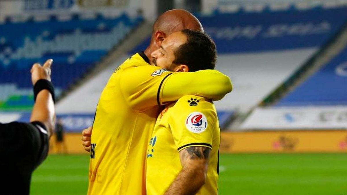 Marco Ureña no fue convocado por su equipo en Corea del Sur y toma fuerza el rumor de su regreso a Costa Rica.