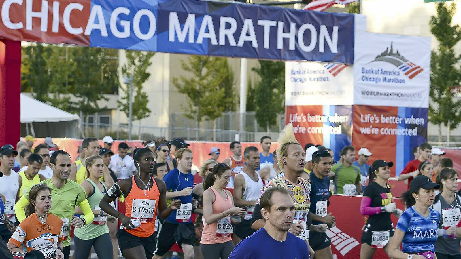 Se cancela el maratón de Chicago por la pandemia.