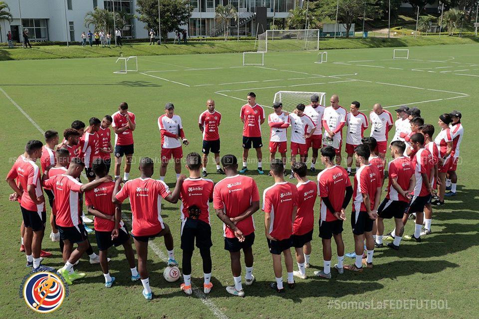 27 jugadores convocados para microciclo con la Selección Nacional.
