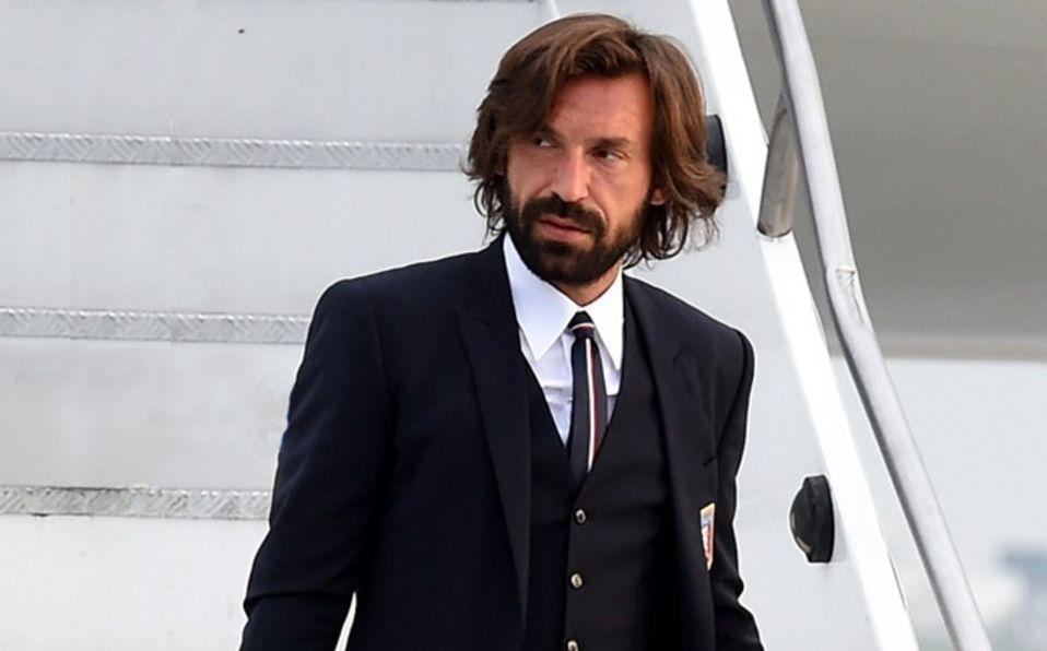 Andrea Pirlo obtuvo su Licencia UEFA Pro.