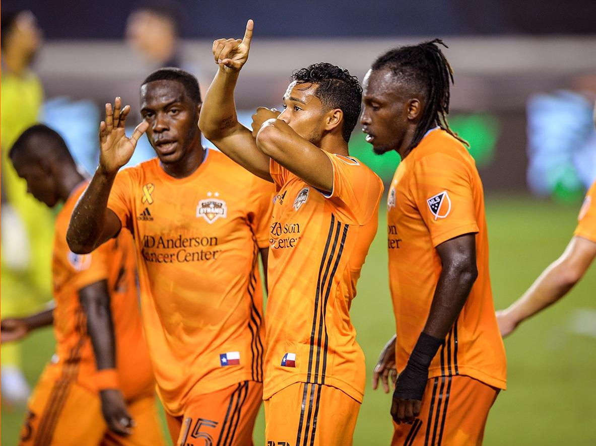 Ariel Lassiter y Randall Leal se lucieron con goles en la jornada del miércoles en la MLS.
