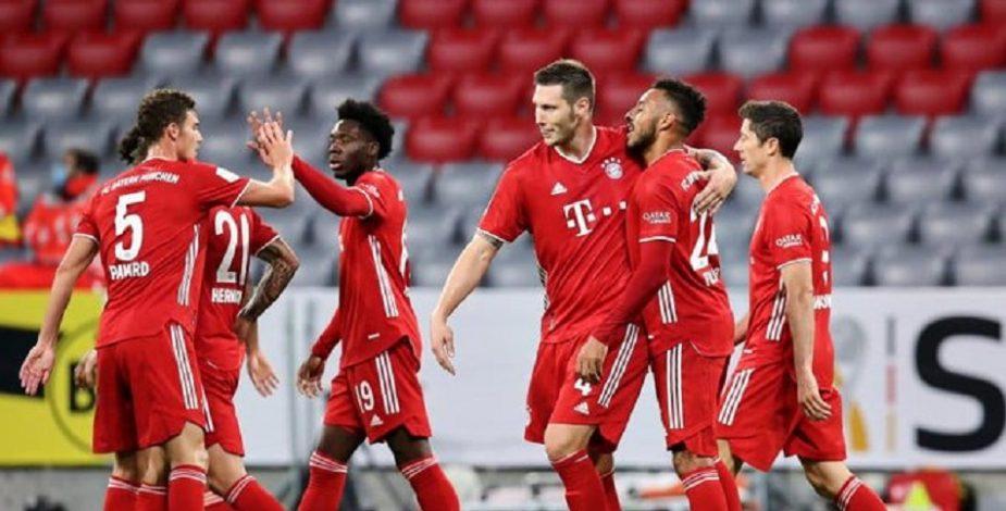 El Bayern Munich se quedó con la Copa de Alemania tras vencer en un vibrante partido al Borussia Dortmund.