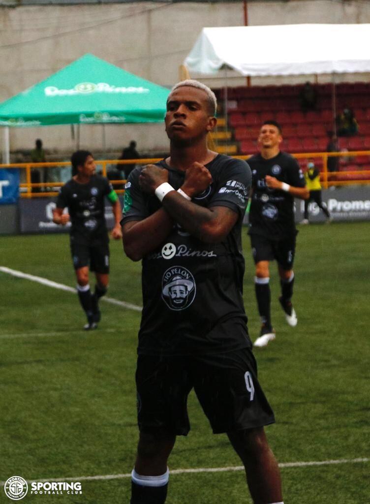 Sporting FC asume el liderato del Grupo B tras derrotar por la mínima a San Carlos.