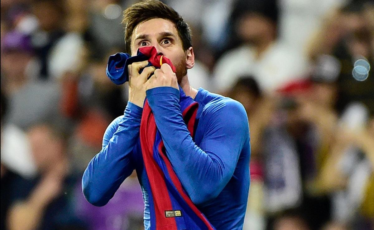 """Fin de la novela: Messi se queda en el Barcelona para evitar ir a juicio contra """"el equipo que ama""""."""