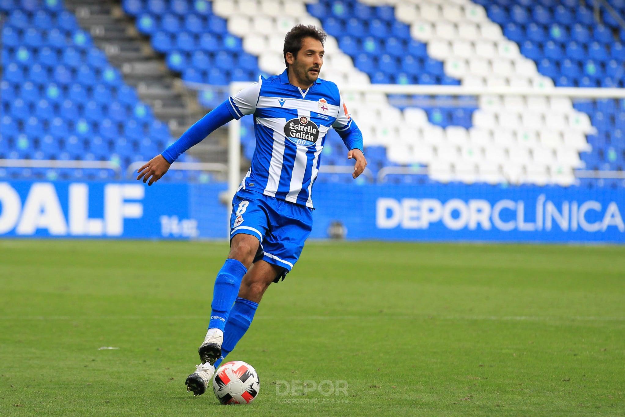 Celso Borges anotó en amistoso del Deportivo La Coruña.