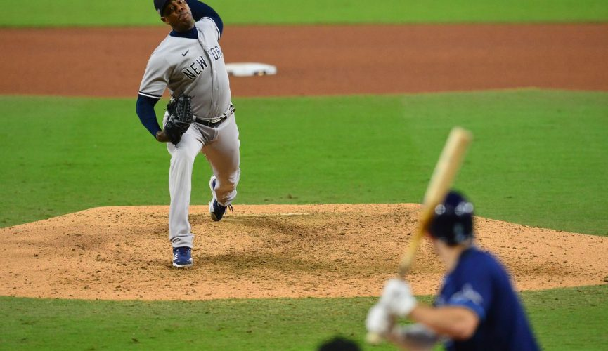 Rays eliminan a los Yankees en un decisivo quinto partido en playoffs de las Grandes Ligas.