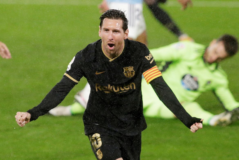 Barcelona derrotó al Celta de Vigo por la jornada 4 de LaLiga.