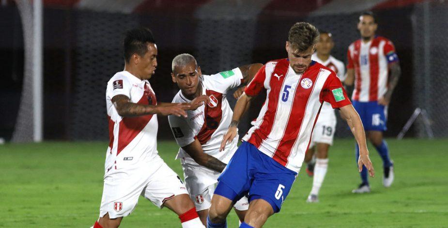 En un partido disputado, Paraguay y Perú empataron en el inicio de las eliminatorias sudamericanas.